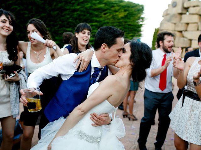 La boda de Asier y Noemi en Paganos, Álava 75