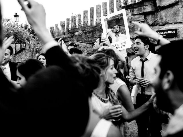 La boda de Asier y Noemi en Paganos, Álava 77