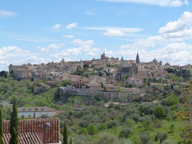 La boda de Sergio y Raquel en Toledo, Toledo 4