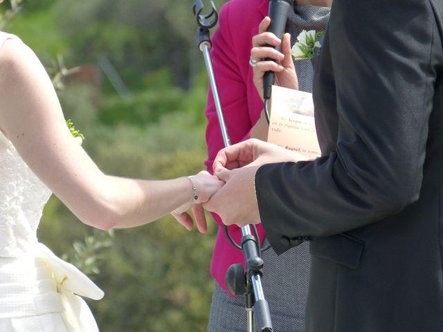 La boda de Sergio y Raquel en Toledo, Toledo 5