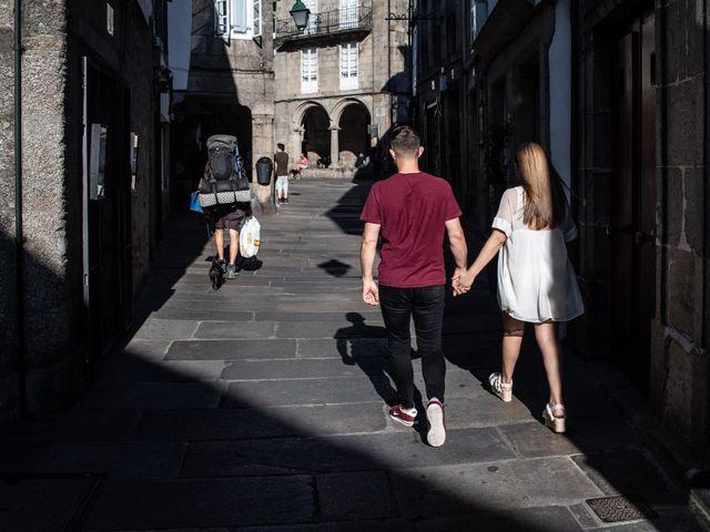La boda de Marcos y Ana en Outes, A Coruña 2