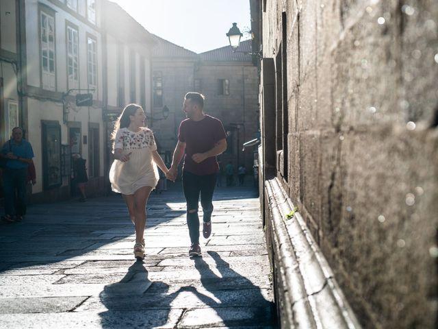 La boda de Marcos y Ana en Outes, A Coruña 13