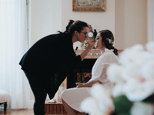 La boda de Marcos y Ana en Outes, A Coruña 45