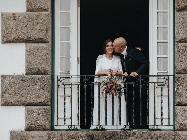 La boda de Marcos y Ana en Outes, A Coruña 58