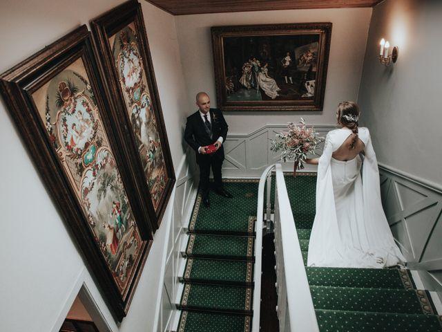 La boda de Marcos y Ana en Outes, A Coruña 62