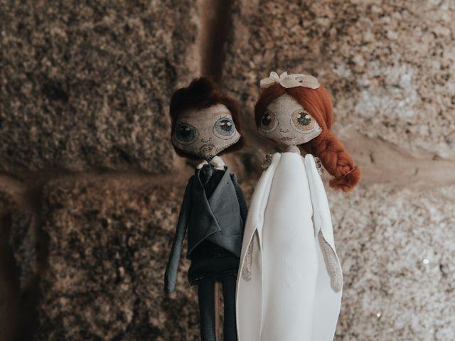 La boda de Marcos y Ana en Outes, A Coruña 64