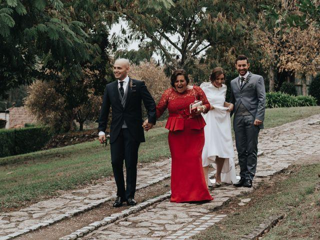 La boda de Marcos y Ana en Outes, A Coruña 68