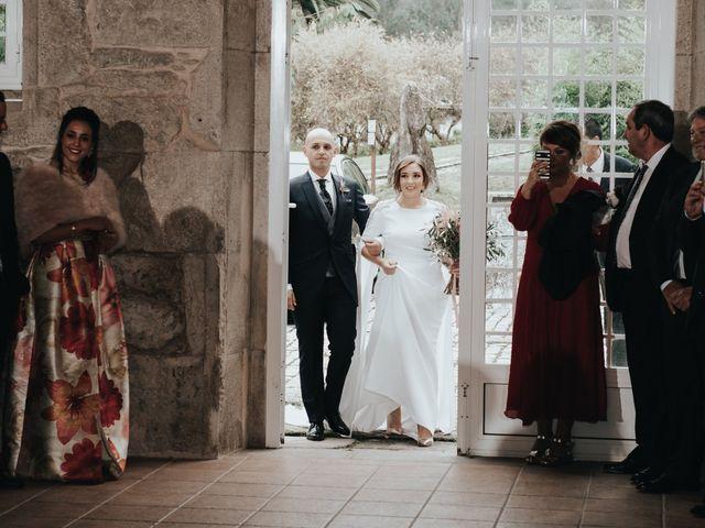 La boda de Marcos y Ana en Outes, A Coruña 70