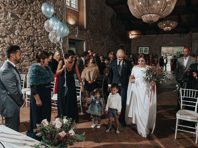 La boda de Marcos y Ana en Outes, A Coruña 71