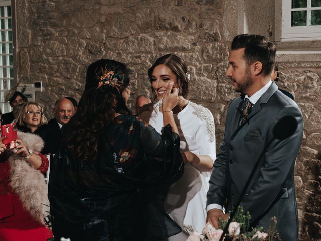 La boda de Marcos y Ana en Outes, A Coruña 73
