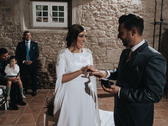 La boda de Marcos y Ana en Outes, A Coruña 75