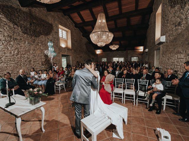 La boda de Marcos y Ana en Outes, A Coruña 76