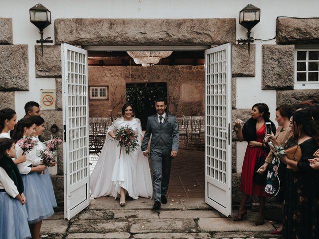 La boda de Marcos y Ana en Outes, A Coruña 77