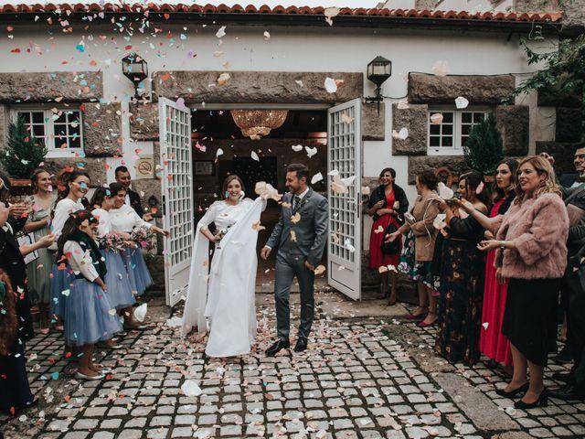 La boda de Marcos y Ana en Outes, A Coruña 78