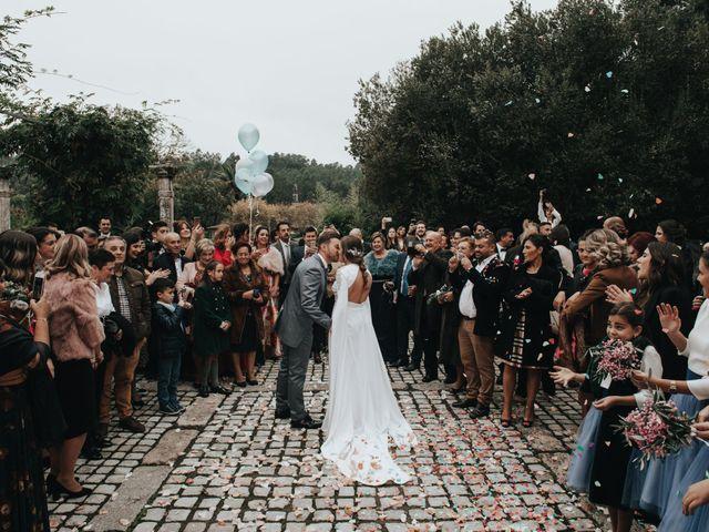 La boda de Marcos y Ana en Outes, A Coruña 79