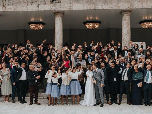 La boda de Marcos y Ana en Outes, A Coruña 81