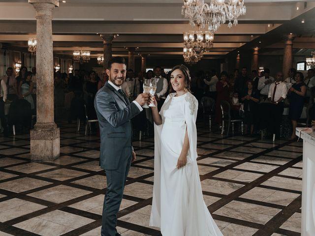 La boda de Marcos y Ana en Outes, A Coruña 97