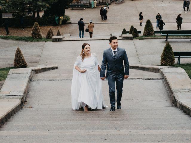La boda de Marcos y Ana en Outes, A Coruña 106