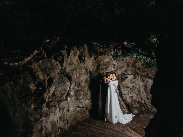 La boda de Marcos y Ana en Outes, A Coruña 107