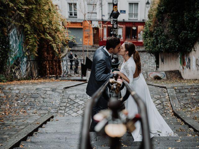 La boda de Marcos y Ana en Outes, A Coruña 116
