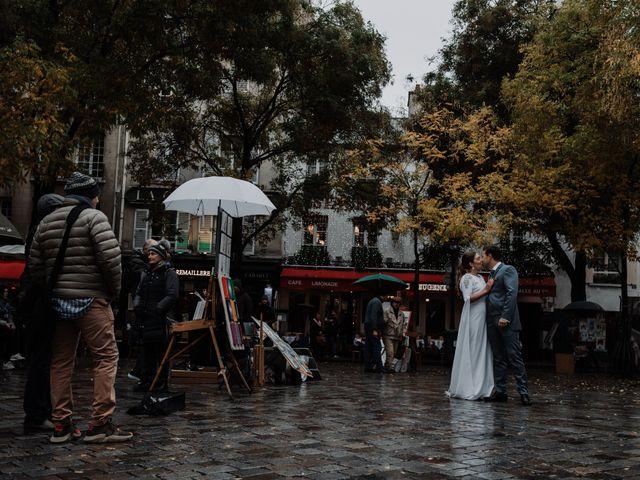 La boda de Marcos y Ana en Outes, A Coruña 121