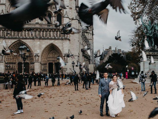 La boda de Marcos y Ana en Outes, A Coruña 130