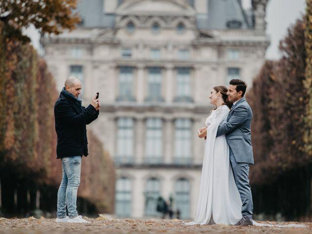 La boda de Marcos y Ana en Outes, A Coruña 137