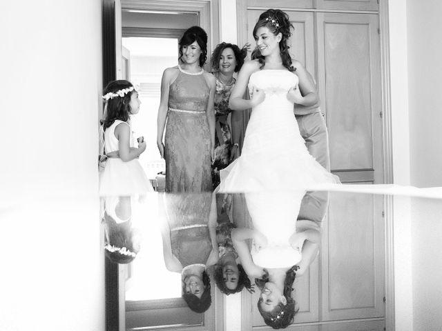 La boda de José Ángel y Vanesa en Calatayud, Zaragoza 11