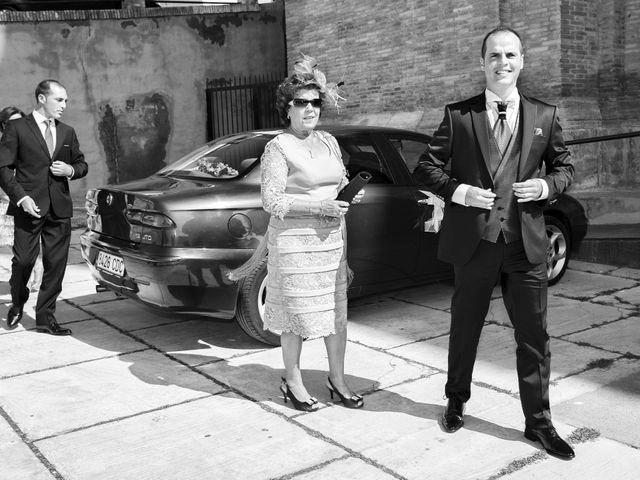 La boda de José Ángel y Vanesa en Calatayud, Zaragoza 17