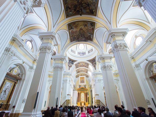 La boda de José Ángel y Vanesa en Calatayud, Zaragoza 21