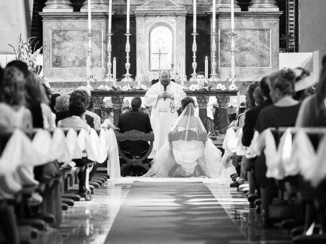 La boda de José Ángel y Vanesa en Calatayud, Zaragoza 22