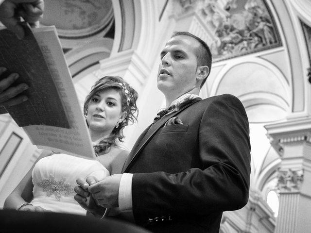 La boda de José Ángel y Vanesa en Calatayud, Zaragoza 23