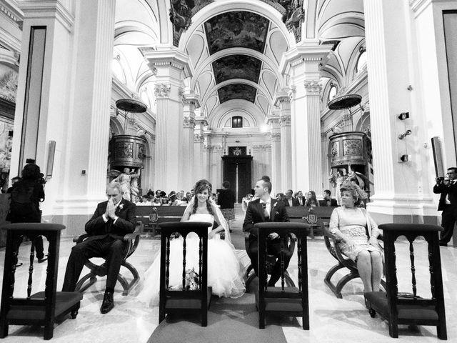 La boda de José Ángel y Vanesa en Calatayud, Zaragoza 25