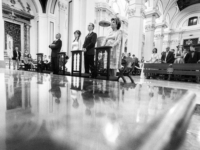 La boda de José Ángel y Vanesa en Calatayud, Zaragoza 26