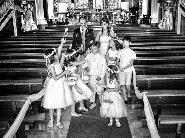 La boda de José Ángel y Vanesa en Calatayud, Zaragoza 28