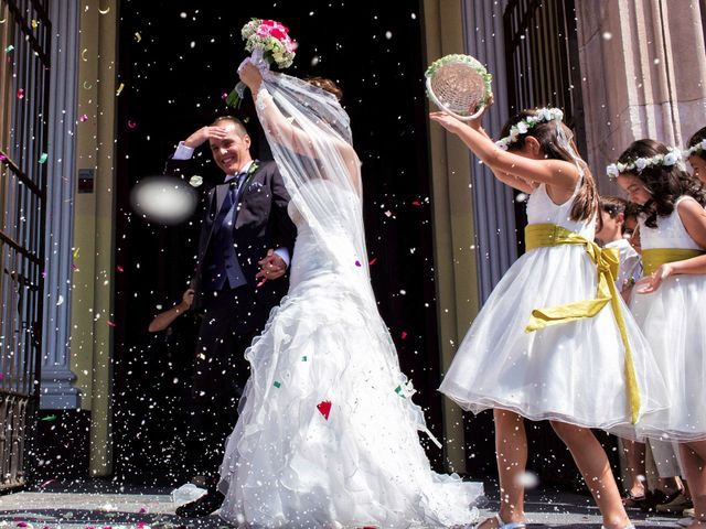La boda de José Ángel y Vanesa en Calatayud, Zaragoza 29