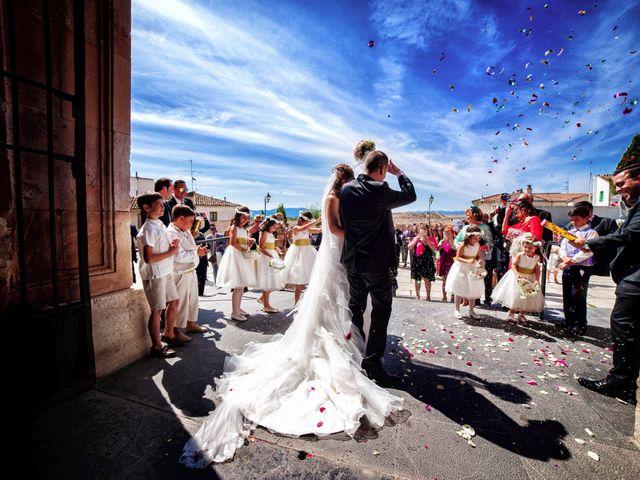 La boda de José Ángel y Vanesa en Calatayud, Zaragoza 30