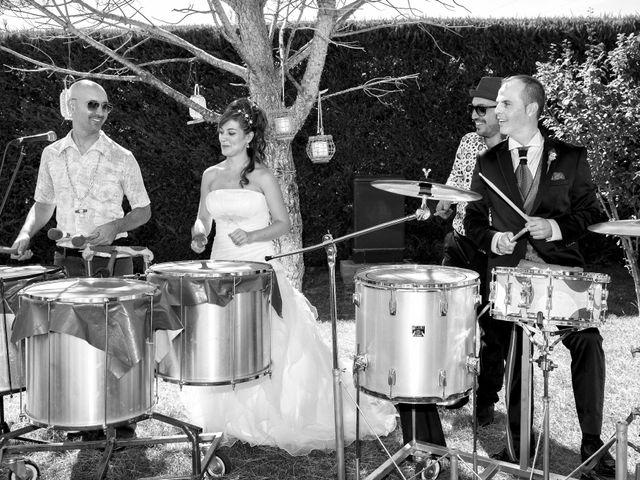 La boda de José Ángel y Vanesa en Calatayud, Zaragoza 35