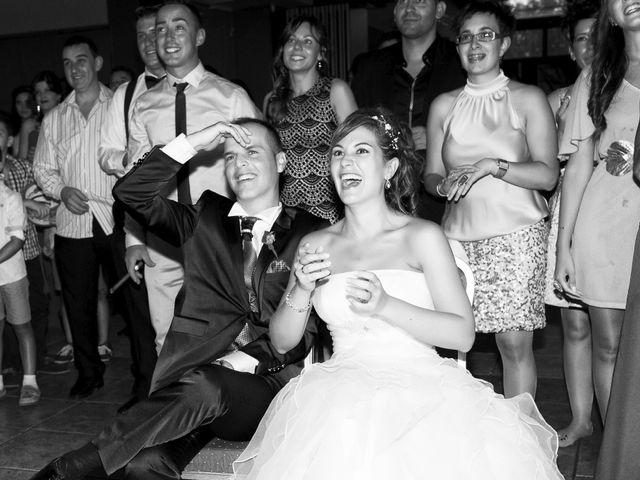 La boda de José Ángel y Vanesa en Calatayud, Zaragoza 36