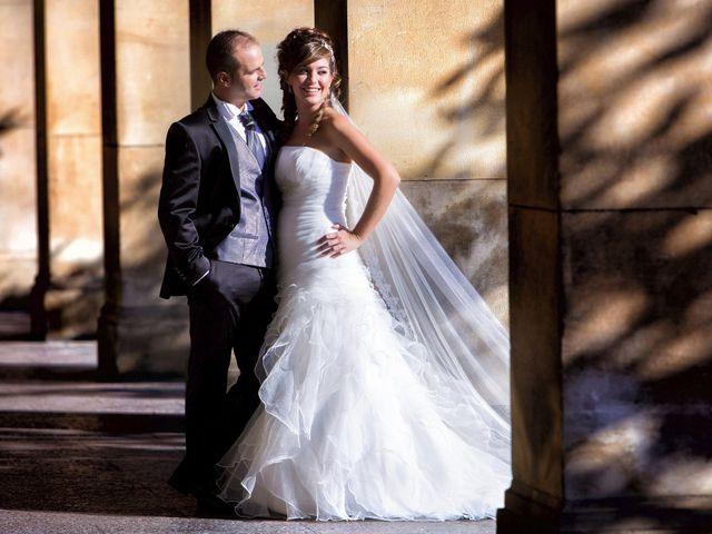 La boda de José Ángel y Vanesa en Calatayud, Zaragoza 41