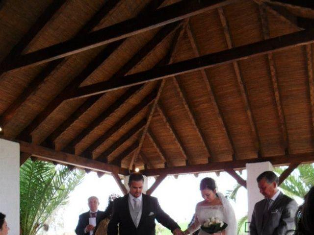 La boda de Laura y Jordi en Ecija, Sevilla 7