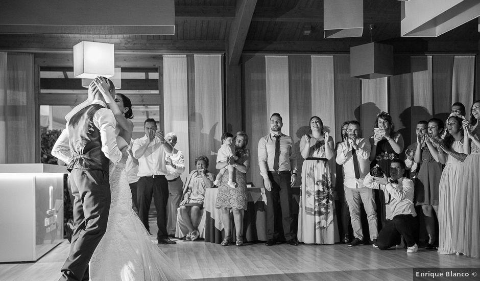 La boda de Carlos y Alicia en Abegondo, A Coruña