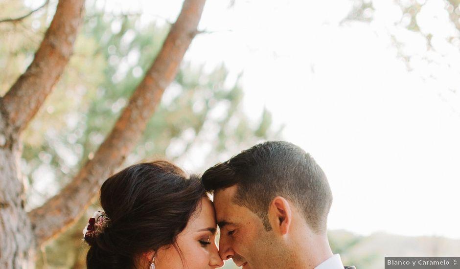 La boda de Santi y Alexia en Riudoms, Tarragona