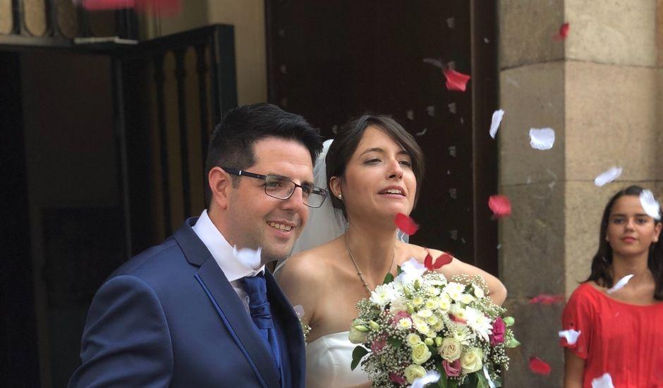 La boda de Raquel Escolà y Jonatan Ramón  en Barcelona, Barcelona