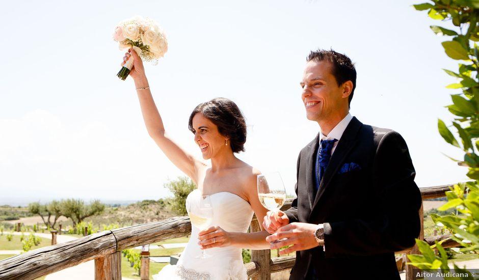 La boda de Asier y Noemi en Paganos, Álava