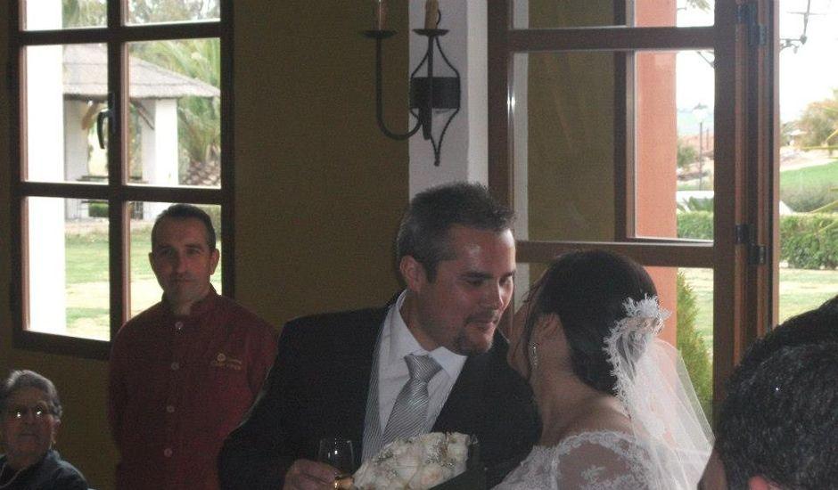 La boda de Laura y Jordi en Ecija, Sevilla