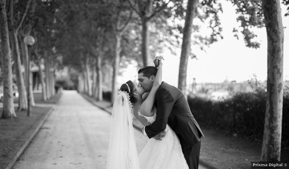 La boda de David y Luz en Erandio, Vizcaya