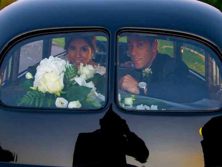 La boda de Marta y Enric