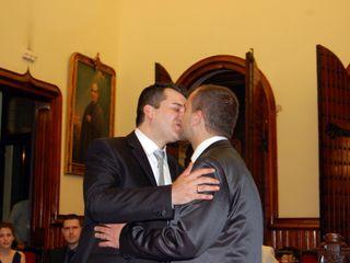 La boda de Alfons y Lluís 1