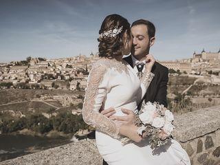 La boda de Silvia y Álvaro 1